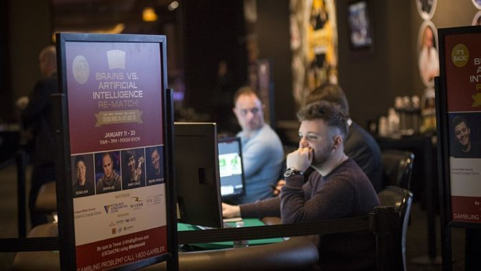 Top 10 Stories of 2017, #10: Computer Beats Poker Pros in 'Brains vs. AI' 101