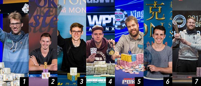 Top 10 Stories of 2017, #6: Fedor Holz and the Germans Continue High Roller Dominance 101