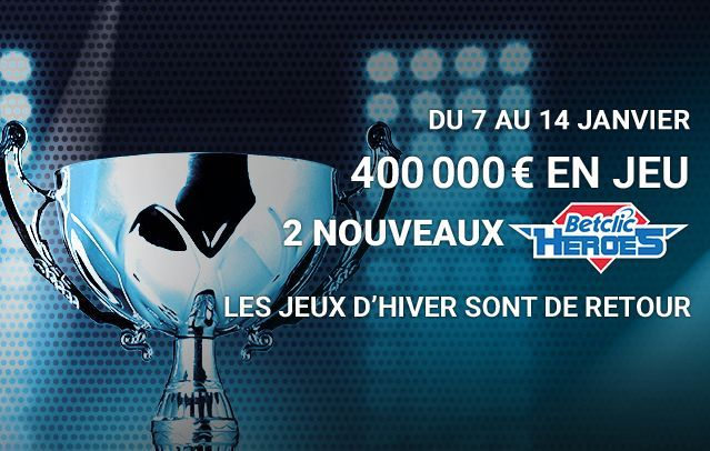 Calendrier Betclic.Betclic Poker Games Le Calendrier Des 74 Tournois 400 000