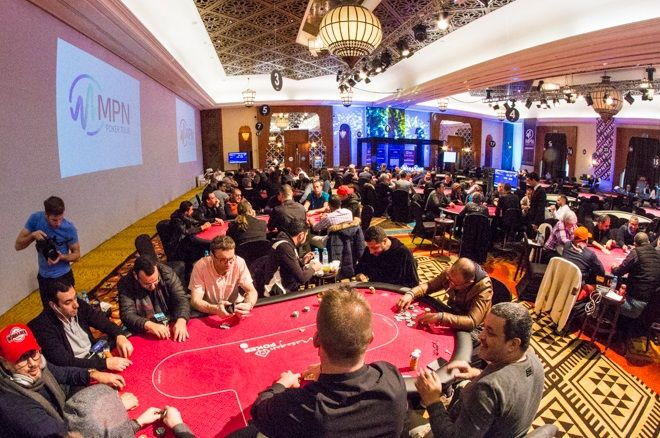Said El Yousfi Heads Field at Close of Day 1a of MPNPT Morocco 101