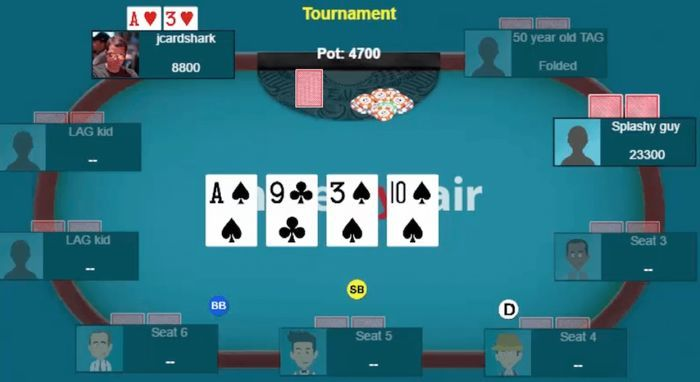 Poker Coaching with Jonathan Little: Flopping Top and Bottom Pair 102