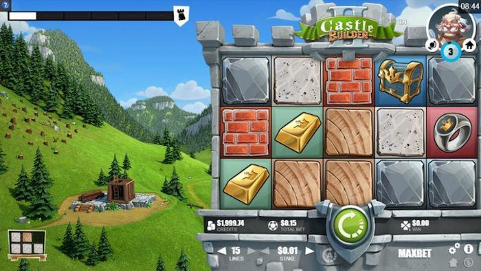 Castle Builder 2 is one of the best online slots to play in 2018