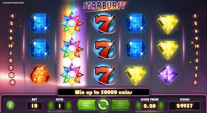 Starburst is a great slots to play.  Yes, in 2018 too.