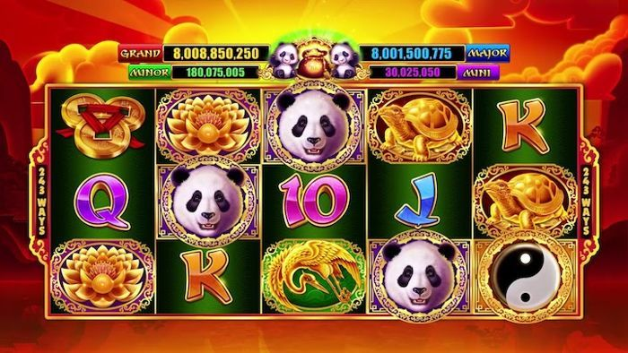Panda Chi is the best free slots game of 2018