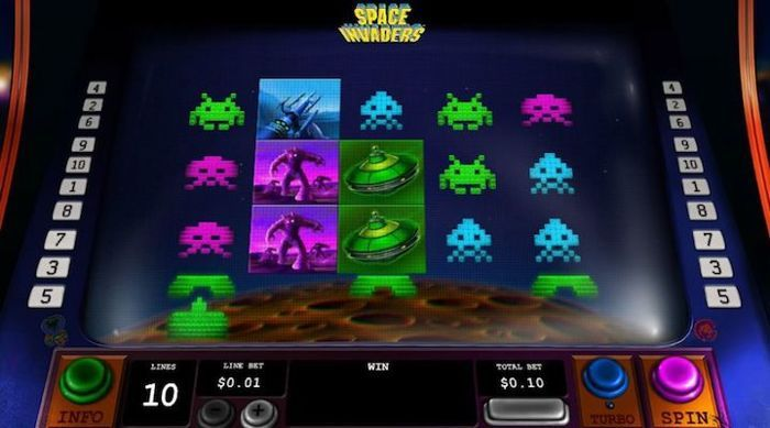 Space Invaders is the Best Mobile Slots of 20