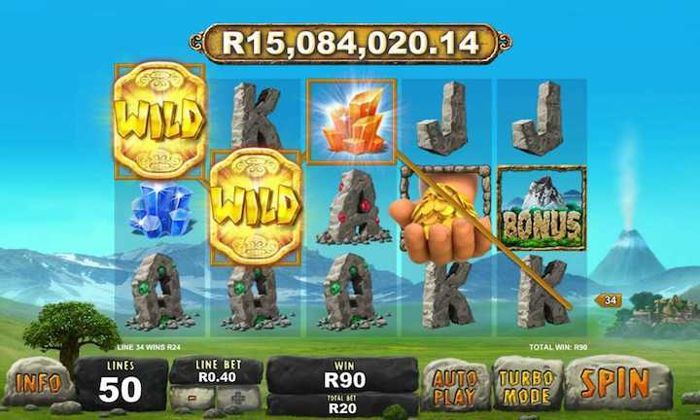 mobile slots with progressive jackpot