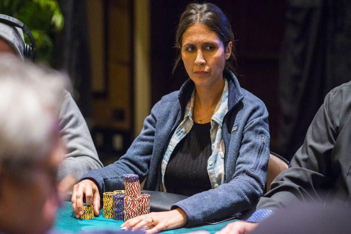 Vidéo : Gain à 6 chiffres et 2e finale World Poker Tour pour la Française Ness Reilly 101