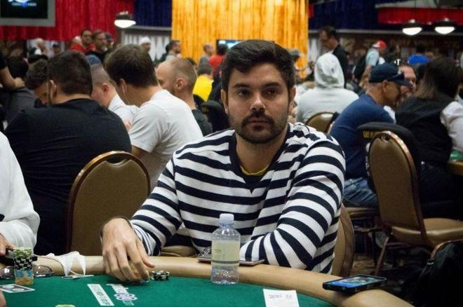 Online Poker Sonntag: Beresford an zwei Finaltischen 101