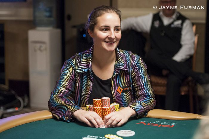 Special party password ladies weekly poker POWERFEST Returns