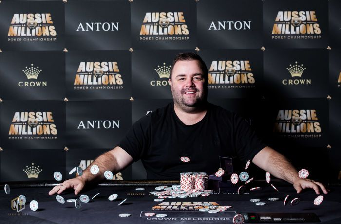 Sam Higgs Wins Aussie Millions Event #16 for A,215 101