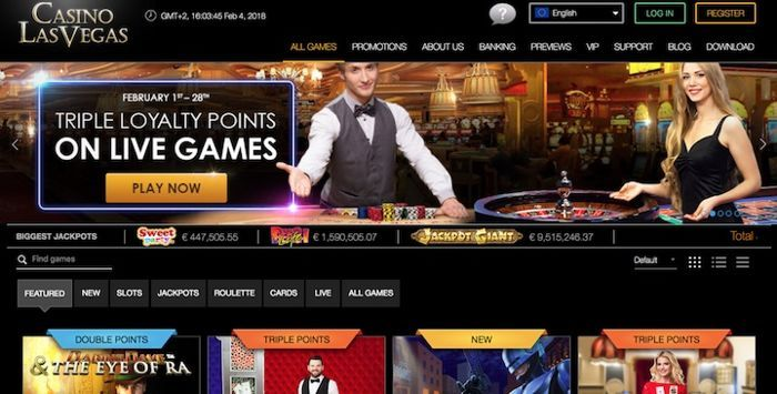 new casino sites to play