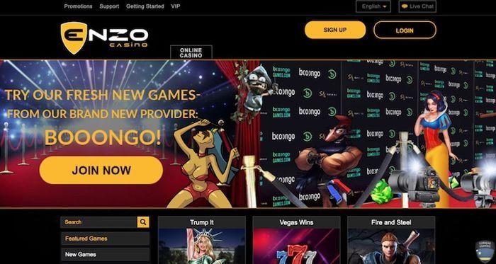 newest online casino list