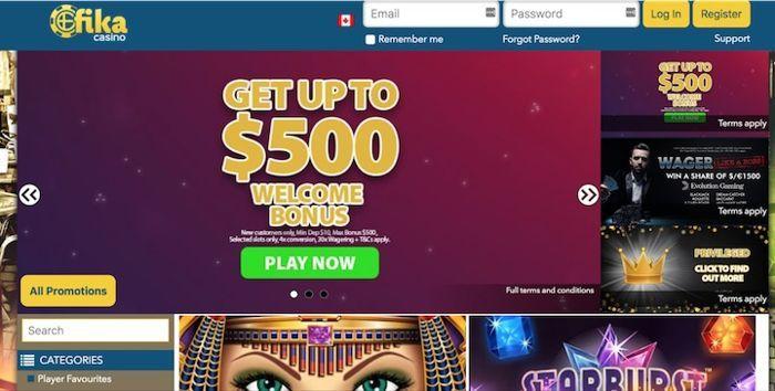 New Casino Sweden