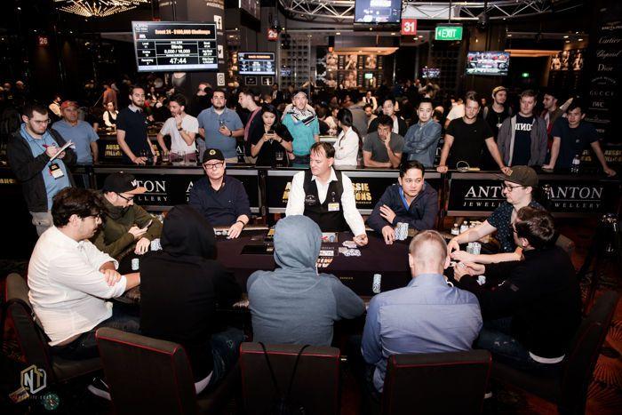 Michael Lim gana el 100.000$ Challenge del Aussie Millions 101