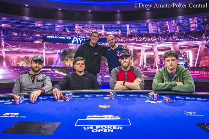 US Poker Open: Stephen Chidwick holt das ,000 No Limit Hold'em Event 101