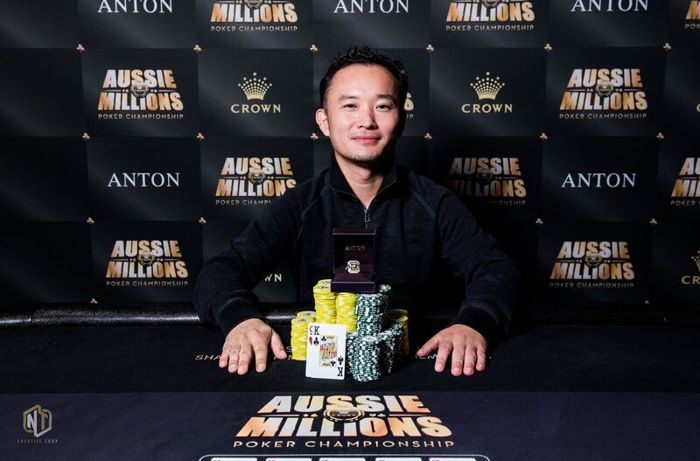 Tam Truong Wins Aussie Millions Event #21 for A8,110 101
