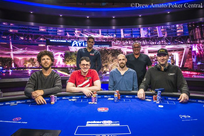 25K Mixed Game Final Table