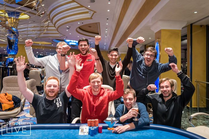 Johannes Becker Wins the €25,000 Super High Roller II