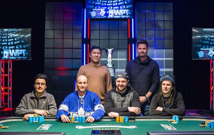Mike Leah Wins Again at WPT Fallsview, Snags Main Event Title 101