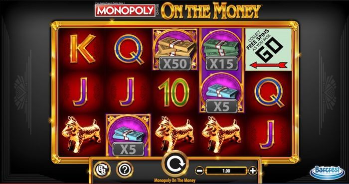 real casino games for real money Monopoly on the Money Slot