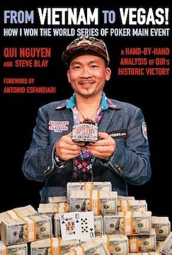PokerNews Book Review: 'From Vietnam to Vegas' by Qui Nguyen and Steve Blay 101