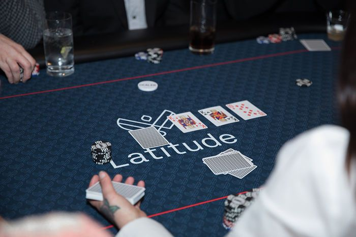 World Poker Tour & Latitude Raise .7 Million at Charity Poker Event 101