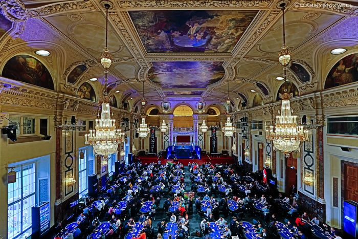 Hofburg Palace Tournament Room