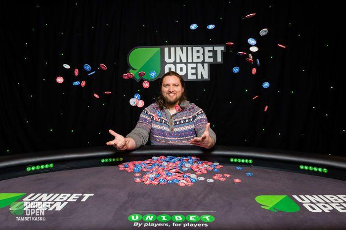 Gerret Van Lancker Wins Unibet Open London