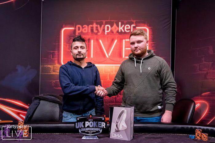 Steven Morris Wins partypoker UK Poker Championships Super High Roller 104