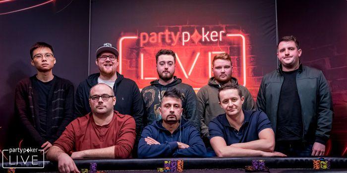 Steven Morris Wins partypoker UK Poker Championships Super High Roller 101