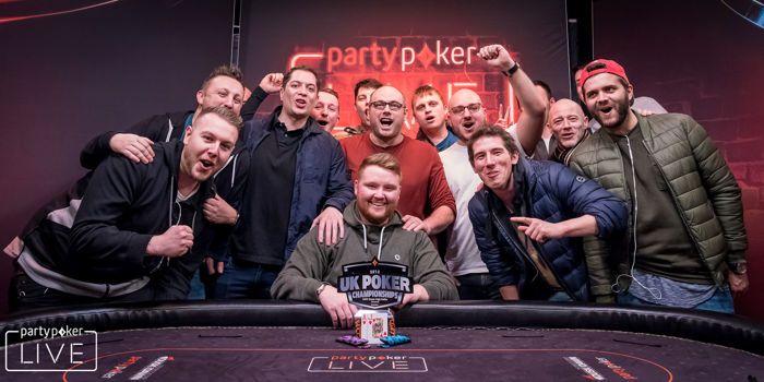 Steven Morris Wins partypoker UK Poker Championships Super High Roller 105