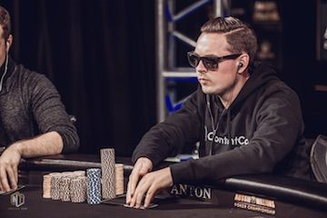 Hand Review: Solaas Bluffs Lewis at Aussie Millions Final Table 101