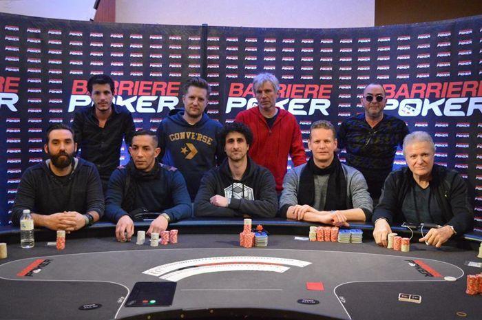 Barriere poker bordeaux captain jack no deposit bonus codes