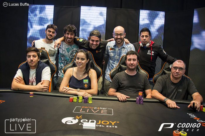 Simão Eliminates Wife, Takes Second to Gonzalez in Latin America Poker Championships 101