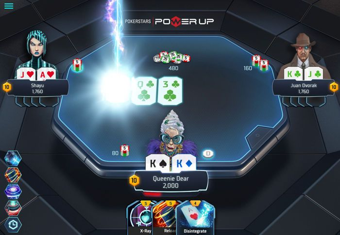 Win Limited Edition PokerStars Power Up Prizes for Free! 102