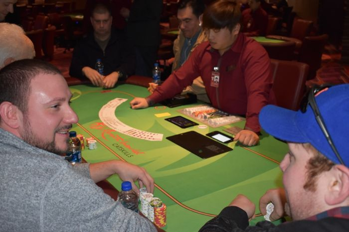 Resorts World Catskills poker room