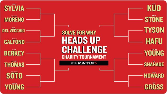 Somerville & Solve for Why Host Heads Up Charity Shootout on Twitch 101