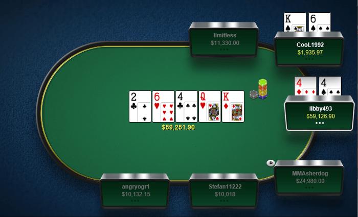 Railbird Report: Gus Hansen Plays Massive PLO Pots on Poker After Dark 102