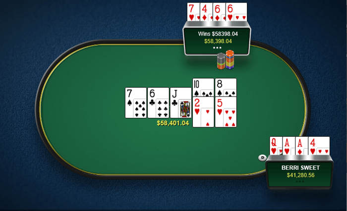 Railbird Report: Gus Hansen Plays Massive PLO Pots on Poker After Dark 103