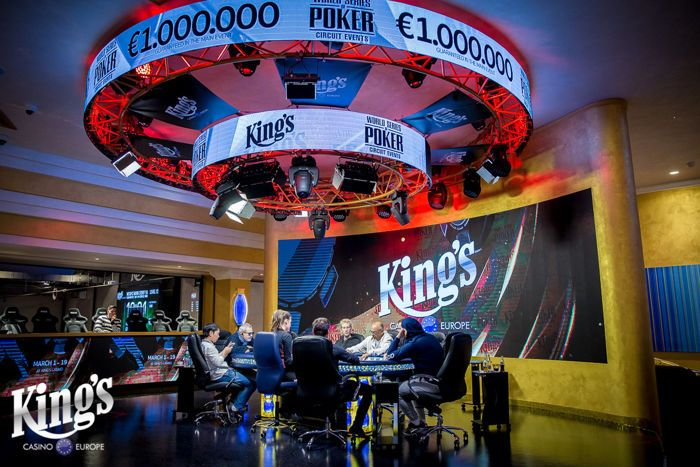 €5,300 High Roller Final Table