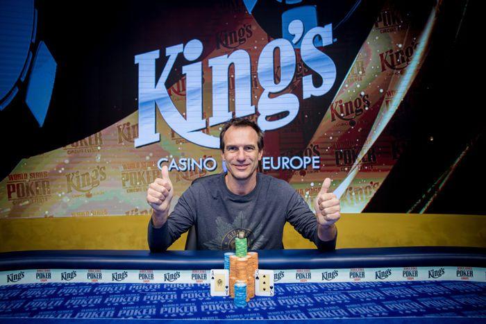 Pavel Binar €5,300 HR Winner