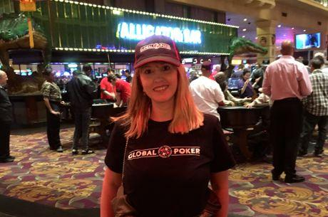 Global Poker's Live Tournament Representatives Are Two-for-Two 101