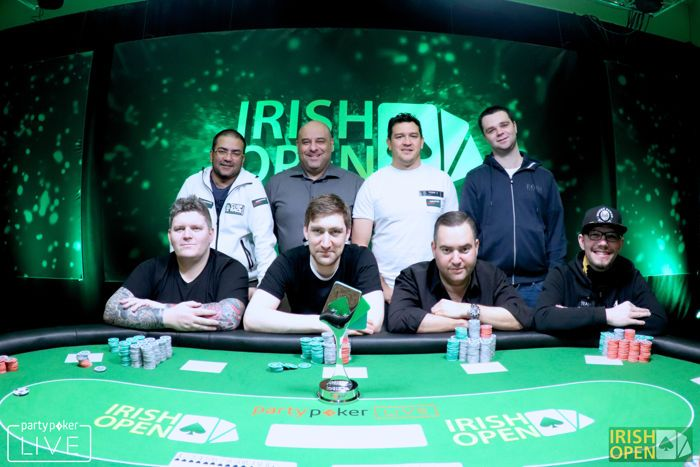 Ryan Mandara Wins the 2018 Irish Poker Open Main Event for €210,000 101