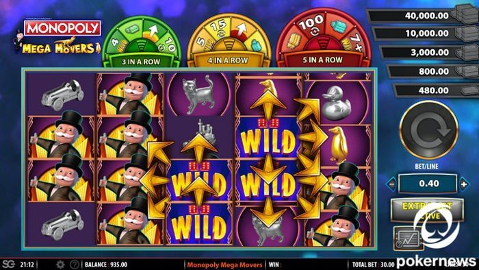 Monopoly free online video slots no download no registration instant play