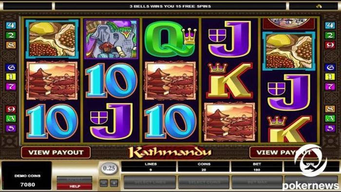 Kathmandu free video slots with bonus rounds