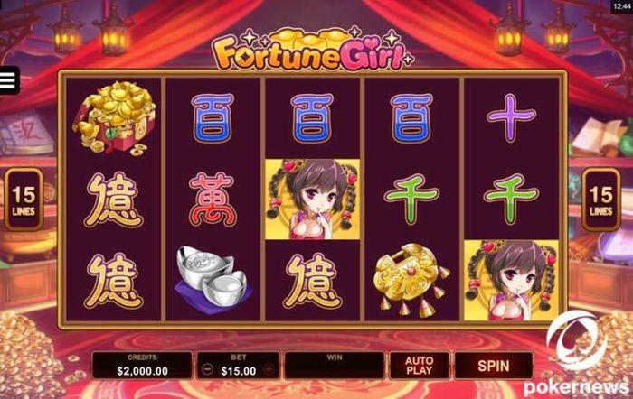 Spiele Fortune Girl - Video Slots Online