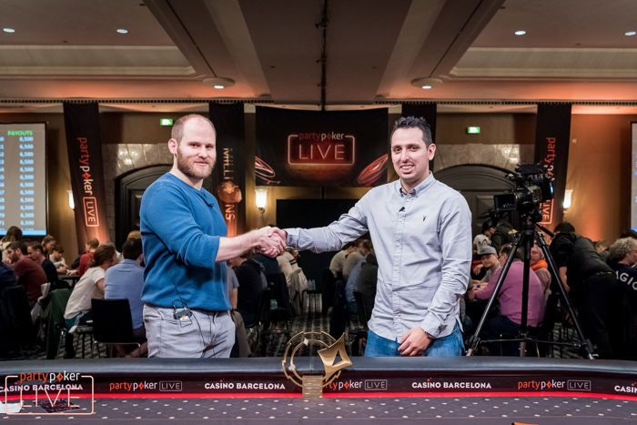 Sam Greenwood Does it Again; From One Big Blind to €1,000,000 Victory 101