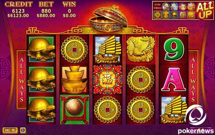 88 fortunes chinese slot machine
