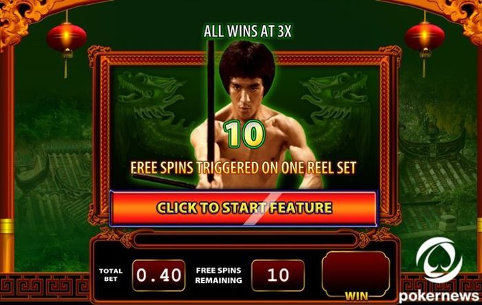 Asian slot machine games