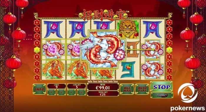 China-themed slots Zhao Cai Jin Bao